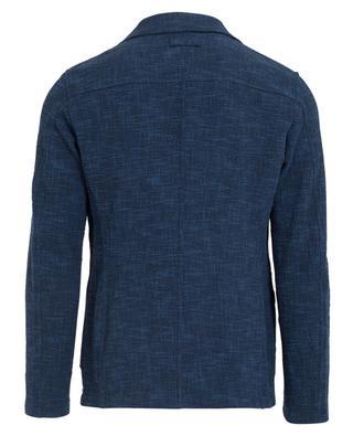 Textured cotton jacket TONELLO