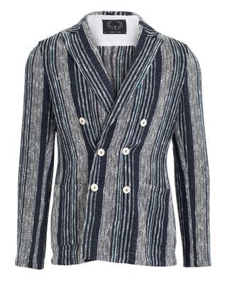 Jacke aus Leinen und Baumwolle TONELLO