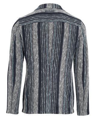 Linen and cotton blazer TONELLO