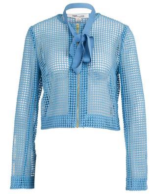 Chain lace jacket DIANE VON FURSTENBERG