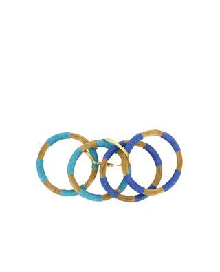Vegetable gold bracelets GUARANIY