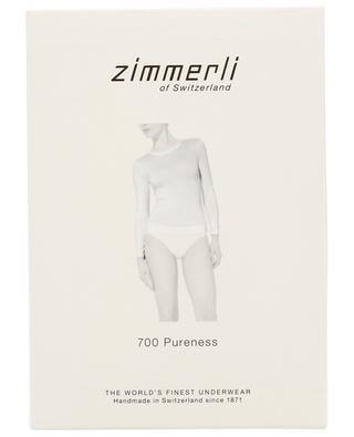 700 Pureness modal blend top ZIMMERLI