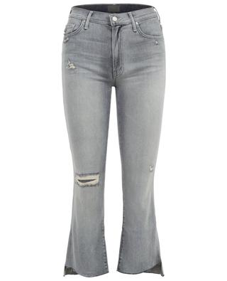 Jeans Insider Crop Step Fray MOTHER