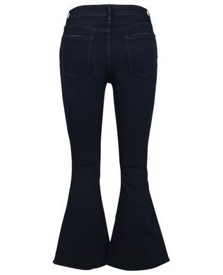 Ausgestellte verkürzte Jeans mit hoher Taille Le Crop Bell Rockview FRAME
