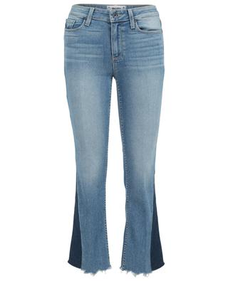 Colette Rudy distressed cropped slim jeans PAIGE