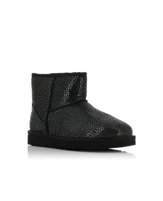 Bottines en daim Classic Mini Glitzy UGG