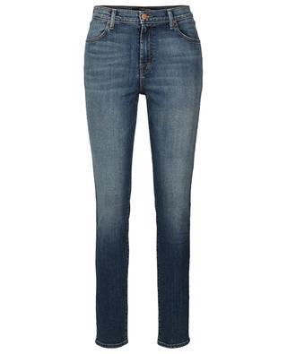 Maria High-Rise Skinny Leg Enchant faded jeans J BRAND