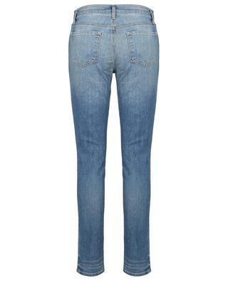 Skinny Leg Mid-Rise Adventure faded skinny fit jeans J BRAND