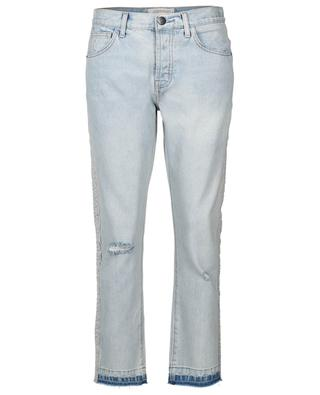Used-Look-Jeans mit Seitenstreifen The Slouchy Skinny CURRENT ELLIOTT