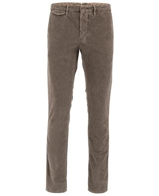 Cotton blend trousers INCOTEX