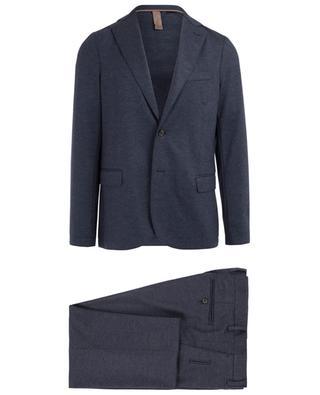 Slim fit wool blend suit ELEVENTY