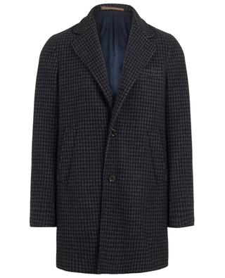 Virgin wool blend coat ELEVENTY