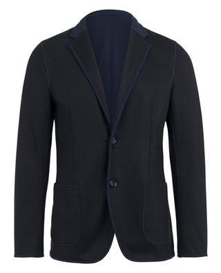 Cotton blend blazer PAOLO PECORA