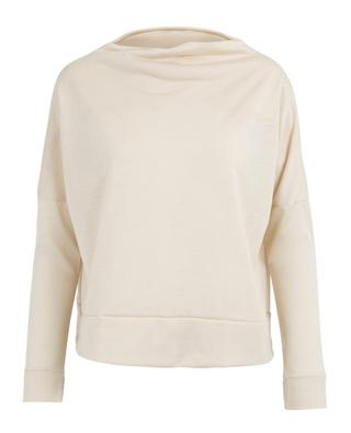 Wool and silk top ZIMMERLI