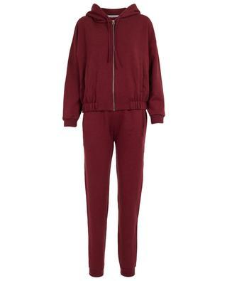 Pyjama en coton et viscose mélangés Kjenta PLUTO