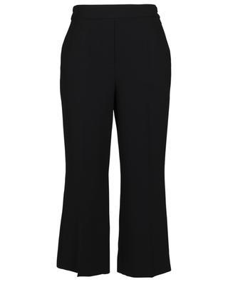 Pantalon large raccourci en crêpe Drink TOUPY