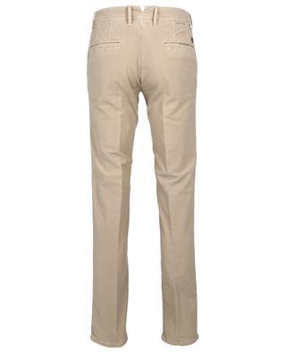 Chunky gabardine trousers INCOTEX