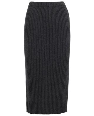 Cashmere knit skirt ALLUDE