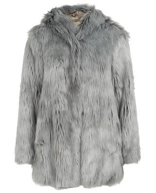 Faux fur coat FAKE FUR