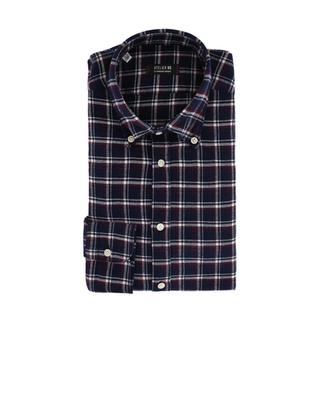 Chequered flannel shirt ATELIER BG