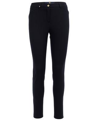 Ellen cotton blend trousers PAMELA HENSON