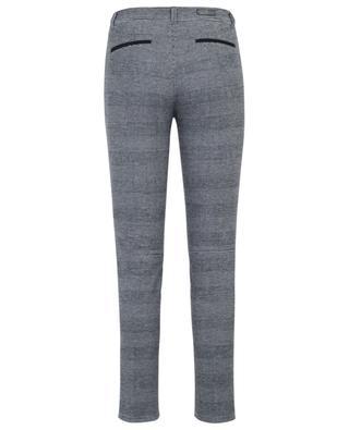 Royal cotton blend stretch trousers PAMELA HENSON