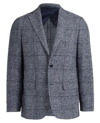 Patterned alpaca wool blazer ATELIER BG