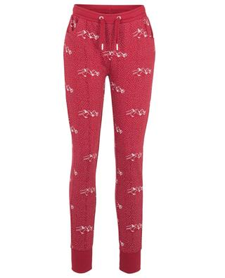 Mountain printed track trousers ZOE KARSSEN