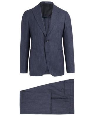 Wool, silk and linen suit TAGLIATORE