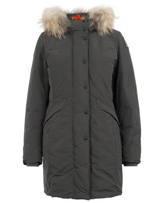 Angie parka with fur PARAJUMPERS