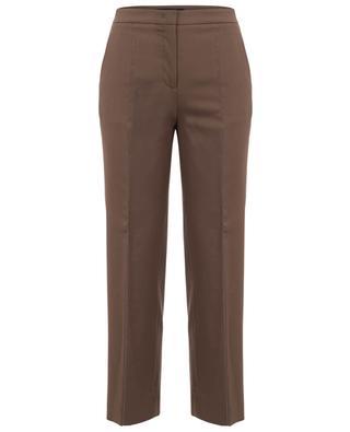Pantalon en laine vierge mélangé FABIANA FILIPPI