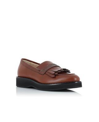Azzura leather loafers FABIANA FILIPPI