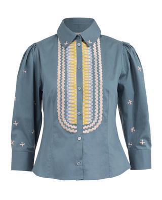Hemd aus Baumwolle Poppy Field TEMPERLEY LONDON