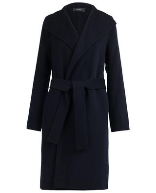 Wool and cashmere coat JOSEPH