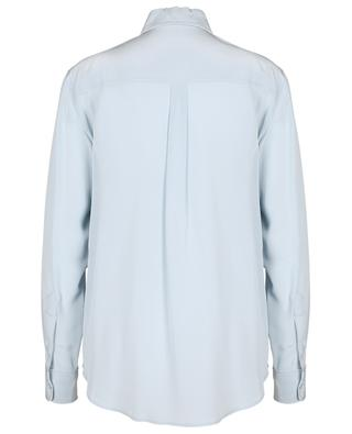 New Garçon silk shirt with topstitching JOSEPH