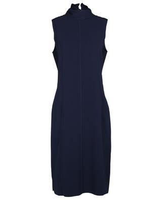 Beck sleeveless crepe dress JOSEPH