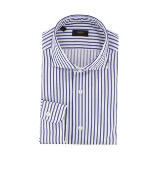 Gestreiftes Hemd aus Baumwolle Culto BARBA