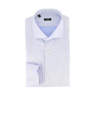 Hemd aus strukturierter Baumwolle BARBA
