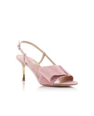Suede sandals VALENTINO