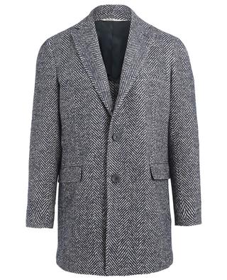 Manteau en laine et cachemire mélangés MAURIZZIO BALDASSARI