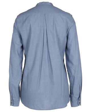 Bluse aus Baumwolle mit Stickereien WALLMANN