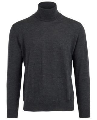 Merino wool and silk turtle neck jumper BONGENIE GRIEDER