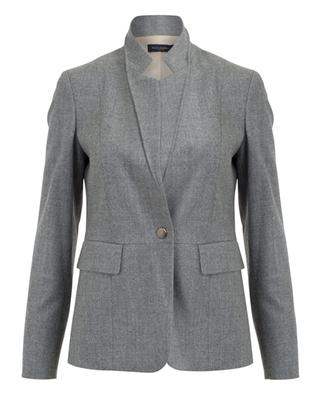 Virgin wool blend blazer PIAZZA SEMPIONE