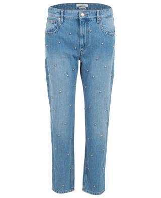 Straight leg jeans ISABEL MARANT