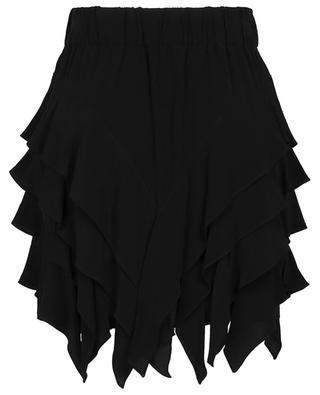 Wonda short cupro skirt ISABEL MARANT