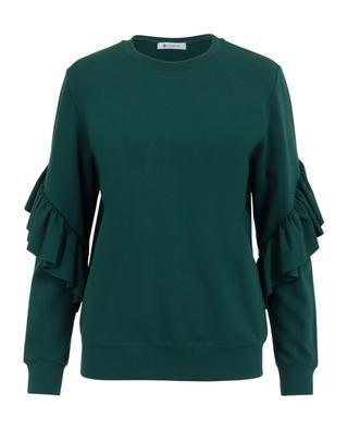 Sweatshirt aus Viskosemix Felpa Parasiolite DONDUP