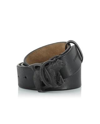 Leather belt DSQUARED2