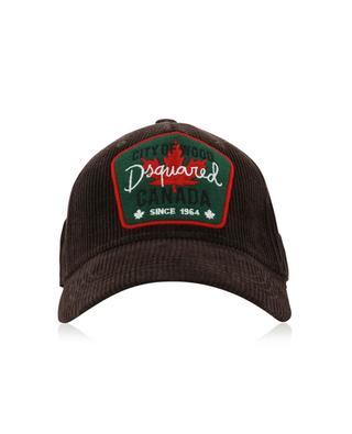 Velvet cap DSQUARED2