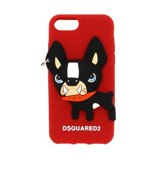 Dog iPhone case DSQUARED2