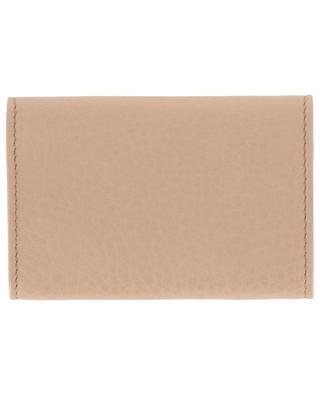 Mini porte-monnaie en cuir Papier BALENCIAGA